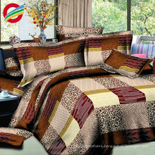 modern printed 100% cotton for 3d bedding sheet fabric