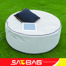 Marquee high quality fabric bean bag stool / outdoor furniture