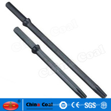 China Coal Group Heißer Verkauf Hex B19 B22 Tapered Bohrstange für Rock Drill