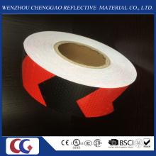 Fabricantes PVC Favo De Mel Seta Luminosa Estrada Material Reflexivo Fita