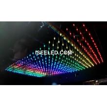 Luzes do estágio do diodo emissor de luz do tubo do cubo DMX512 RGB