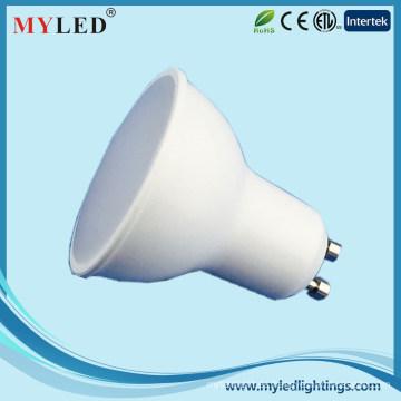 Led luz residencial gu10 led luz de punto 5w luz de punto regulable
