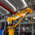 Grúa industrial de elevación de pluma telescópica hidráulica