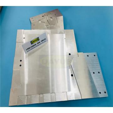 Servicio de mecanizado de precisión y mecanizado CNC de 4 ejes