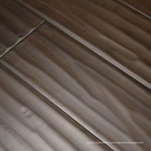 Revestimento de madeira de madeira estratificado laminado da prancha do vinil de Handscraped
