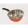 ChaoZhou Edelstahl Wasserkocher Suppe Topf gedämpft Eier Gerät