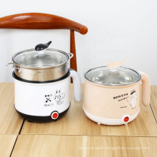 HG stainless steel electric hot pot 201 material electric stew pot electric slow cooker
