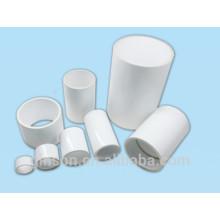 Tubo de cerámica al vacío de alúmina metalizada