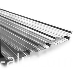 aluminum sheet knurling