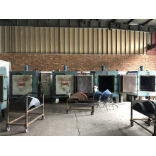 High sealing chamber tempering furnace