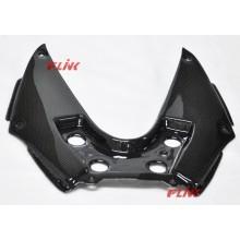 Placa de las piezas de la fibra del carbón de la motocicleta para Suzuki Gsxr 1000 09-10