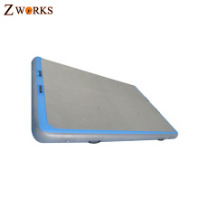 Chinese manufacture waterproof anti slip floating water mat for leisure