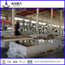 Factory Price of 3003 PE Coated Aluminium Sheet