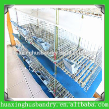 battery breeding rabbit cage, small animal cages,stainless cage