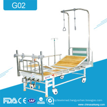G02 Medical 4-Crank Orthopedic Traction Rehabilitation Products Bed