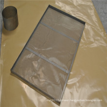 640*460*45mm Stainless steel baking oven mesh tray