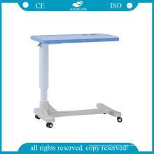 Table de chevet pour hôpitaux AG-Obt003
