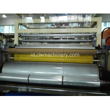 1500mm Cast PE Stretch Film Mesin Packing