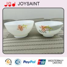 Catering Alle Arten Restaurant Hotel Verwenden Stackable Oval Glass Soup Bowl