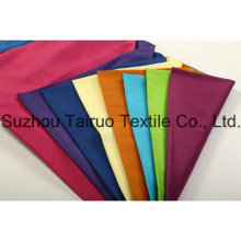 Polyester Microfiber Peach Skin with Brushed for Jacket Fabric