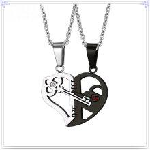 Joyas de moda collar de joyería de acero inoxidable colgante (nk223)