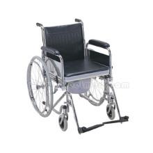 Médecine de l'hôpital utilisation Commode fauteuil roulant