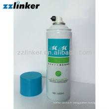 500ml / bouteille d'huile dentaire pour usage de dentiste