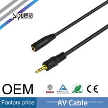 Оптовая разъем для наушников аудио кабель микрофона лучшей цене AV выхода кабель СИПУ 3,5 мм мужской женский стерео кабель AV