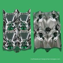 Revestimento alumínio LED iluminação Smokebell plástico