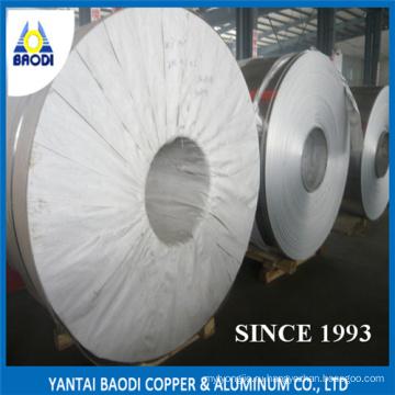 Антикоррозийная алюминиевая лента на заводе в Китае