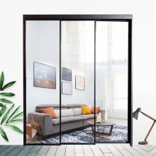 aluminium windows and doors aluminium double glass sliding door