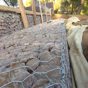 Reno Madrass / Heksagonal Dubbelt Twisted Wire Mesh / Gabion
