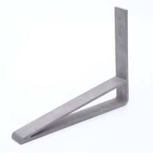 Angle Brackets OEM Stamping Welded Heavy Duty 90 Degree L Shaped Stainless Steel Wall Bracket 316lstainless Steel PDF CAD/3D 6mm