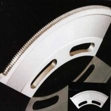 SKD-11 Lame de coupe Slotter pour Slotter Carton Box