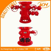 API 6a Cabeça de revestimento Cabeça de cabeça de poço Cabeça China fabricação