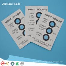1dot 3 dots 6 dots cobalt-free hic humidity indicator cards