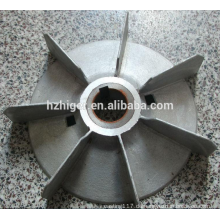 Kundenspezifischer Aluminiumdruckgussmotor-Wärmeableitungsventilator