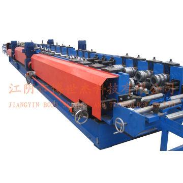 Machine de formage de rouleaux à froid à bac d'acier galvanisé automatique (BOSJ)
