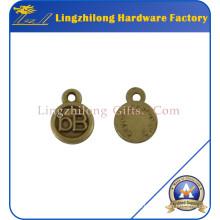 Colgante personalizado de joyas con cuentas de logotipo