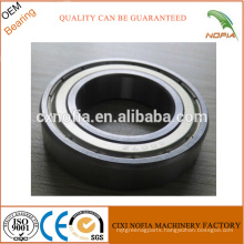 6000 series deep groove bearing 6007Z-2RS bearings