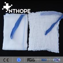 100% algodão medical gaze lap ideal para as necessidades do paciente