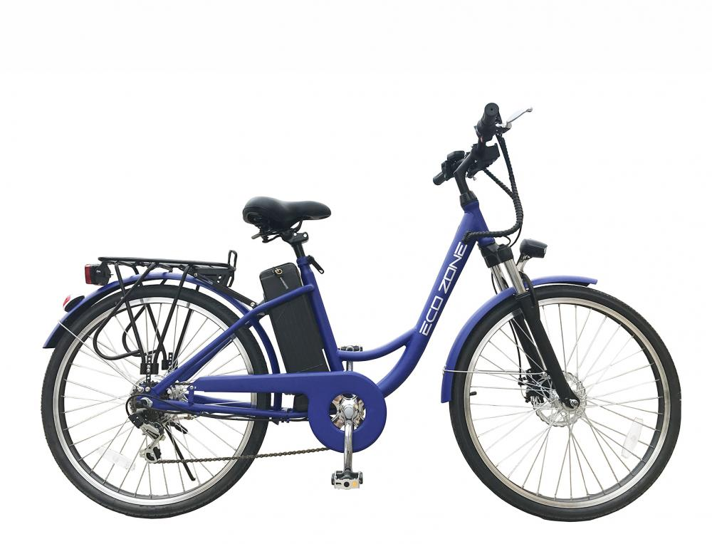 Good riding Stell frame electric bicycle