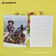 Sublimation Custom Jigsaw Puzzles