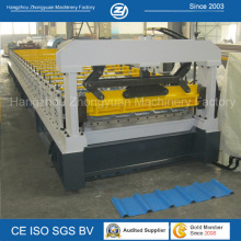 Steel Sheet Roof and Wall Panel Roll Forming Machine
