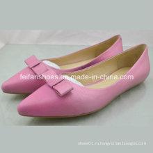 Новый Стиль Женская Обувь На Плоской Обувь Одного Сандалии Обувь (4097-С01-B673)