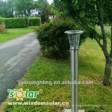 Vendável CE solar LED luz do jardim, gramado luz; graden luz