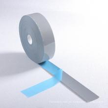 Película de cinta reflectante de transferencia de calor elástica