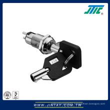 High quality barrel key switch lock