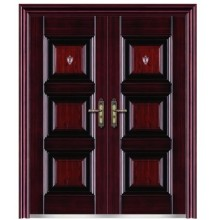 double leaf security doors