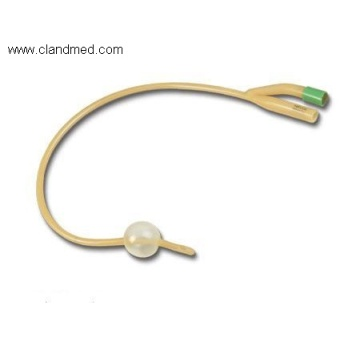 Latex Foley Catheter -2 cara